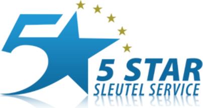 5 Star sleutelservice