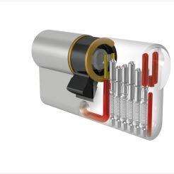 Doorsnede cilinder